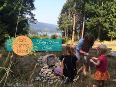 Salt Spring Island Fairies Tours - The Big To-Do List