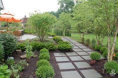 Outdoor Entertainment - contemporary - landscape - indianapolis - by Gardens of Growth