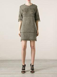 ISABEL MARANT - weave dress 7