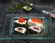Cavi·Art® - Sushi aux Cavi-Art® de Saumon