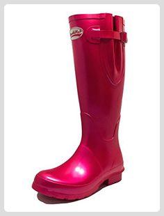 Rockfish Wellie Boot Gloss Damen Gummistiefel