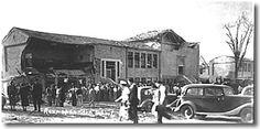 New London Texas School Explosion Texas City Explosion, New London, Tornadoes, Explosions, Galveston, Storms, Destruction, Family History