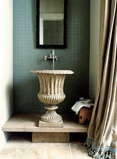 Finding Home – McAlpine Tankersley Architecture » half bath, whole hog