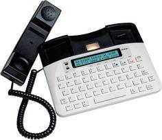 Ultratec Uniphone TTY, VCO & Standard Phone