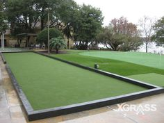 bocce ball court surfaces - Google Search