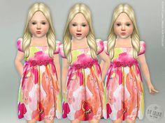 lillka's Poppy Floral Dress for Toddler