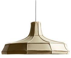 Lamp van leer van Studio Pepe Heykoop