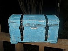 another blue idea for the trunk