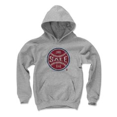 Chris Sale Ball R Boston Officially Licensed MLBPA Youth Hoodie S-XL