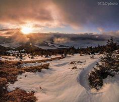 #praveslovenske Nečakaný moment na Veľkom Choči kedy pri zostupe z vrcholu v hmle vyfúkalo takéto krásne okno. :) od http://ift.tt/2lApupB http://ift.tt/2mkRUCG