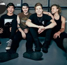 5SOS for Rock Sound