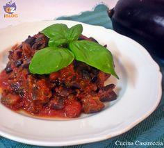 Melanzane a funghetto al forno ricetta contorni