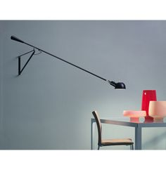 Wandlamp flos 265