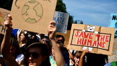 Millions take to the streets as climate strike protests hit cities across Asia, Europe Climate Change Report, United Nations Human Rights, Every Teenagers, Day Off Work, Change Is Coming, Protest Signs, Rhymes For Kids, Marin County, Photos