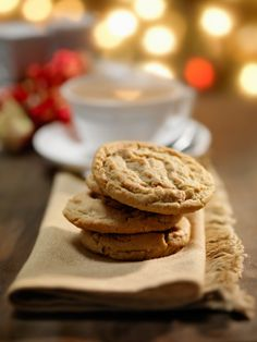 Eggnog cookie recipe- another slight fail here. They came out more scone like, although still a great taste. I would recommend them, I think I just did something wrong