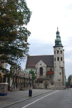 St. Andrew's Church - Krakow, Poland