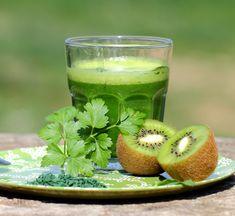 Spiruline Croqu'la vie Milk Shakes, Crudite, Jus D'orange, Olives, Apple, Food, Pickles, Cherry Tomatoes, Recipe