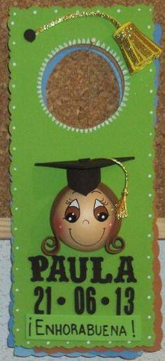 Teacher, Diy Crafts, Craft Ideas, Christmas Ornaments, Holiday Decor, Painting, Ribbons, Doors, Feltro