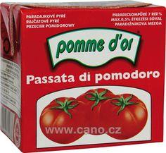 Passata di pomodoro - rajčatové pyré POMME D´OR 500g