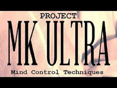 CIA MKULTRA: Drugs to Ruin the Nation