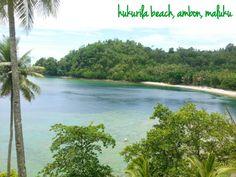 Hukurila Beach, Ambon, Maluku, Indonesia