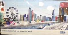 MBNA Shaping Your World? Morals, Case Study, Shapes, Marketing, Cards, Painting, Painting Art, Paintings, Maps