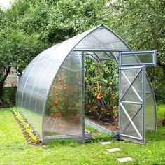 Greenhouse from Sweden. Grohus Växthusbutiken