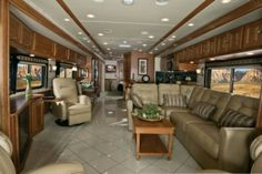 Itasca Motor Homes - 2012 Meridian I want to travel in this!