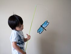 diy mariposa manualidades para niños buttefly kids children craft miraquechulo