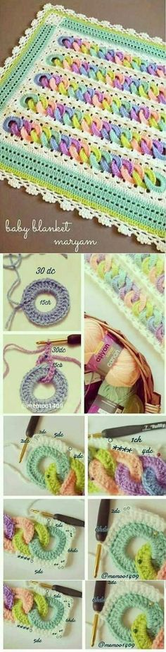 83 Best Crochet Patterns Images On Pinterest In 2018 Yarns