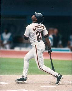 Deion Sanders - SF Giants - OF AND also played for the 49ers! My Giants, Giants Baseball, Baseball Players, Baseball Field, San Francisco Baseball, San Francisco Giants, Best Cb, Bo Jackson, National League