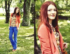 70s-inspired-outfit by Hearabouts, via Flickr