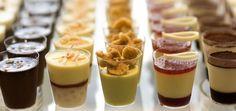 Receitas de Doces de Copinho para Festa: Aprenda a fazer brigadeiro de copinho (Brigadeiro gourmet) e outros docinhos deliciosos!