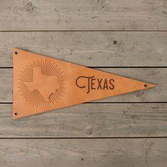Pennant Flag - Texas