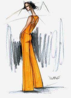 Rachel Roy Sketch