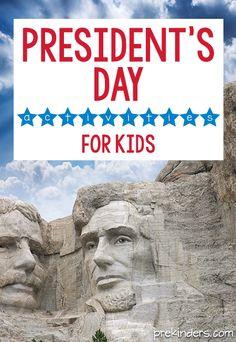 President's Day Activities for Preschool Kids
