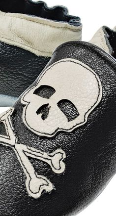 Skull Crib Shoes - Kids Shoes - Kids | Blame Betty
