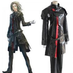 guilty crown tsutsugami gai cosplay costume Halloween party Cosplay Super Hero Costumes top + pants set halloween for man Naruto Cosplay Costumes, Anime Costumes, Naruto Headband, Naruto Shirts, Naruto Clothing, Video Game Costumes, Pu Jacket, Super Hero Costumes, Carnival Costumes
