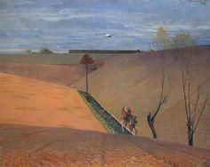 Landscape with Tobiah - Jacek Malczewski