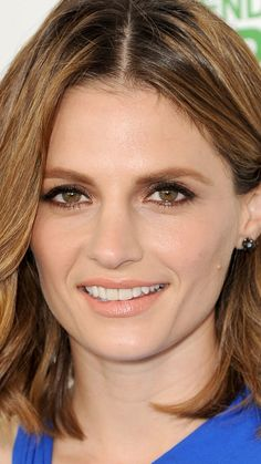 Stana Katic at the Independent Spirit Awards on March 1, 2014.