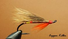 A collection of new and old fly patterns, fly tying tips and tricks and other fly fishing articles