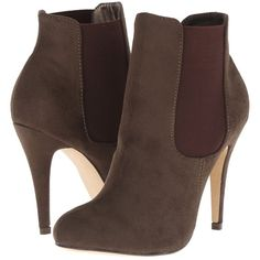 Michael Antonio Fido - Suede (Olive) Women's Pull-on Boots ($23)