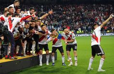 Gonzalo Martinez of River Plate takes a selfie with his team-mates at. News Photo Messi, Two By Two, Take That, Plates, Selfie, Carp, Hockey, Random, Soccer