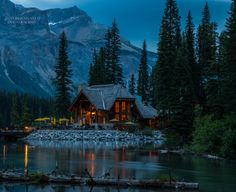 Photo Emerald Lake - After Sunset by Sweet Shot on 500px