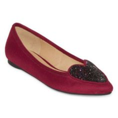 239274941d399 First Love Pointed-Toe Slip On Flats - JCPenney. First LoveBallerinaFirst  ...