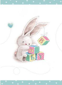 bunny- children art