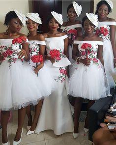 Too much sauce  #Bridesmaids la hot @divafashiva @phat__slim @shandana0 @thebrowneeh @rebel_cath @i_am_jade11 #NigerianWedding #NWbms