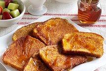Orange Cinnamon French Toast