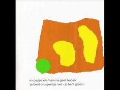 Blauwtje en geeltje: een verhaal voor kinderen en andere mensen / Leo Lionni
