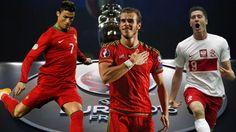 Eurocopa Francia 2016: horarios y canales de los cuartos de final